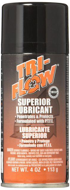 KRYLON DIVERSIFIED BRANDS 20009TF Tri-Flow Superior Lubricant Spray