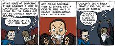 John Dee - The Phoenix Issue 133. Adam Murphy - Comics