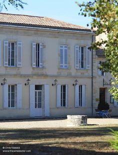 Bordeaux Wine, Garage Doors, Outdoor Decor, Home Decor, Decoration Home, Room Decor, Interior Design, Home Interiors, Bordeaux