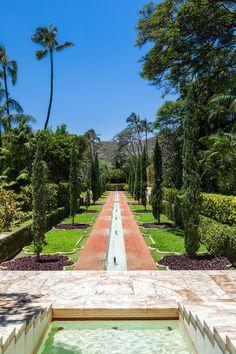 The Mughal Garden of Shangra La