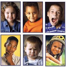 Emotions Photographic Learning Cards x 5 inches - Set of - Social Skills & Language Development Products - Autism Games & Activities Autism Resources, Emotions Cards, Feelings And Emotions, Body Preschool, Learning Cards, Carson Dellosa, Different Emotions, Social Skills, Special Education