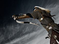 Sassanid Persian Cataphract - Sassanian Archer - Elite Savaran Persian Cavalry