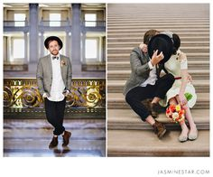San Francisco City Hall Elopement : Kelly+Ty - Jasmine Star Photography Blog