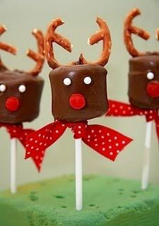 Chocolate covered marshmallows great idea for a cheap easy gift