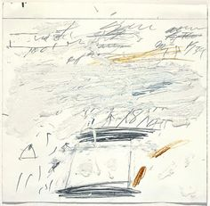 Cy Twombly, poems2