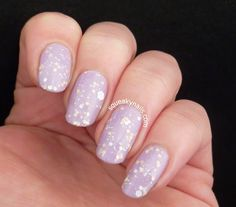 Squeaky Nails: Swatch - @essencecosmetic : Truth or Dare? (Nude Dots) http://www.squeakynails.com/2015/05/swatch-essence-truth-or-dare-nude-dots.html