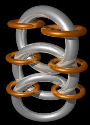 Spiral weave that doesn't unwind as you make it like traditional spiral weave where you have to hold both ends.