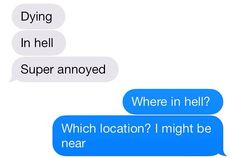 If Beatrice and Learco had phones.... very likely.