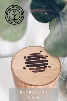 #Umweltfreundliche #Bambusetuis von #LEMIEL #bambus #etui #case #sonnenbrillenetui Bamboo, Collection, Tree Planting