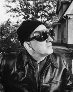 Ingmar Bergman...