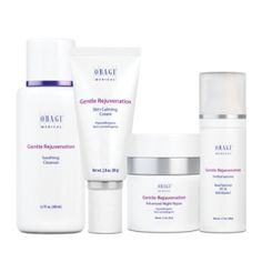 The Gentle Rejuvenation System includes products with ingredients that address a wide range of concerns related to premature skin aging, including dry skin, sensitive skin,1,2 discoloration,1-3 and appearance of fine lines and wrinkles,1-3 and is ideal for individuals not ready for more aggressive treatments. Additional products provide flexibility to complement the system or meet your specific needs.