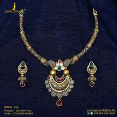 Glittering Metals Glamorous You. Get in touch with us on Antique Necklace, Beaded Necklace, Gold Necklace, Diamond Necklaces, Diamond Pendant, Gold Pendant, Gold Jewellery Design, Gold Jewelry, Quartz Jewelry