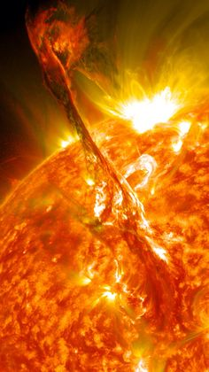 Solar Eruptions : Sun Is Such A Turn On For me