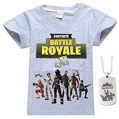 7a8eef242 Conmtervi fortnite niño fornite Camiseta para niños Camiseta fortnite niño  12 años Camiseta fortnite niño 10