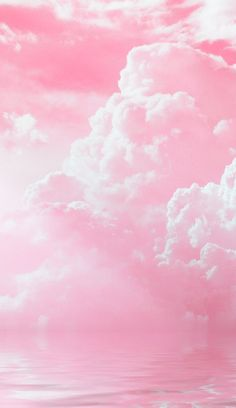 Wall paper pink pastel sky ideas for 2019 pastel wallpaper, uniqu Pink Clouds Wallpaper, Her Wallpaper, Pink Wallpaper Iphone, Unique Wallpaper, Pink Background Wallpapers, Peach Background, Aesthetic Pastel Wallpaper, Aesthetic Backgrounds, Aesthetic Wallpapers