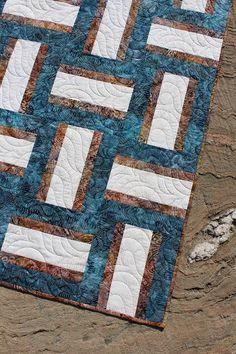 Pedal to the Metal Quilting Pattern Paper by Highway10Designs