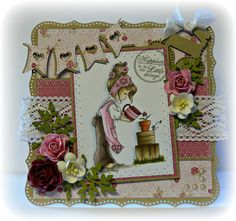 Just Love To Stamp: Little flower