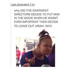 This. This is true. I wouldn't have a care in the world if they left out max BUT NO