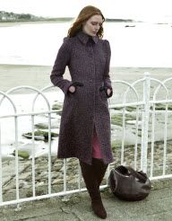 Boucle Coat (BLD1) From 08 to 18 £120.00