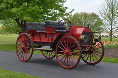 1910 International Harvester Auto Wagon - Price $43000.00