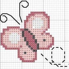 Cross stitch: