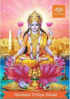 Lakshmi blessings
