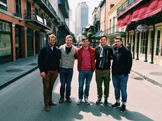 New Orleans with the boys!! #nola #neworleans #louisiana #frenchquarter #wheninrome by bibap12