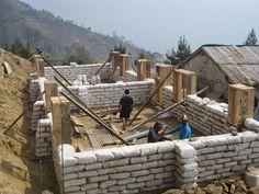Nepal Earthbag Building Training - Google zoeken