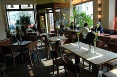 Cafe Luise - Leipzig - Gottschedstraße - einfach nur KULT und geniales Frühstück!