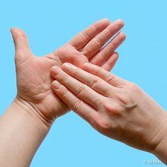 Jamás te hubieras imaginado que tus manos estaban conectadas con todo tu organismo, aquí te decimos que debes hacer para activar ciertos puntos.