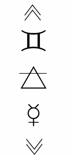 Gemini tattoo - Gemini zodiac tattoo (associated moons and planets) -> Gemini, Air, Mercury - Gemini Symbol, Gemini Art, Gemini Constellation, Constellation Tattoos, Virgo, Gemini Zodiac Tattoos, Astrology Tattoo, Gemini Tattoo Designs, Tattoo Ideas