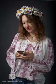 hand embroidered blouses - bohemian style, bohochick - Romanian peasant blouse