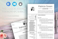Manager Resume CV Template for Word Financial clerks Job Resume Template, Simple Resume Template, Cv Template, Job Cover Letter, Cover Letter Template, Manager Resume, Resume Cv, Nursing Resume