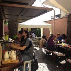 Desayunos en Café Crisálida. ¡Ven y disfrútalos en la Posada Narhuaca!