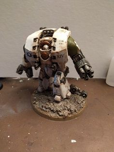 Death Guard Leviathan Dreadnought