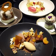 Milse's desserts continue to amaze us! If you haven't already visited this inner-city dessert haven, hop to it! 😋 @milse_britomart @tiffanytv #urbanlisted #urbanlistakl #auckland #aucklandcity #aucklandnz #aucklandeats #dessert #degusation #sweet #treat
