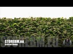 BM Artificial Hedge, visita www.storebm.eu L'e-commerce di Piante ARTIFICIALI DI ALTO LIVELLO