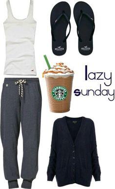 Lazy oitfit