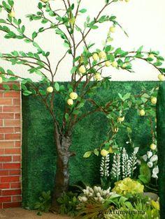 minttumeiramin miniatyyrit: Yksi tapa tehdä omenapuu - One way to make an apple tree