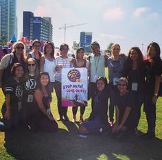 Phi Sigma Rho supports the San Diego Center for Children by participating in the Wacky Wonky Walk and Kids Festival