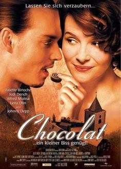 Chocolat – Ein kleiner Biss genügt [2000]