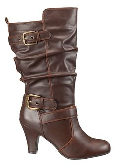 Mara mid calf wide boot (original price, $39) available at #Maurices
