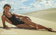 Bregje Heinen - Sports Illustrated 2014 Swimsuit Issue