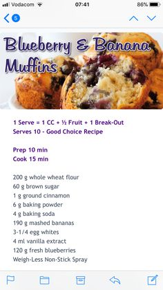 Healthy Prepared Meals, Healthy Eating Recipes, Healthy Meal Prep, Easy Meals, Food N, Food And Drink, Muffin Recipes, Bread Recipes, Easy Recipes