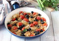 Finocchi gratinati alla Siciliana in padella Fruit Salad, Oatmeal, Breakfast, Anna, Food, Recipes, Cooking, The Oatmeal, Morning Coffee