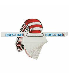 Dr. Seuss™ Cat's Hat Wearable Cut Out Hats--JoAnn Fabric