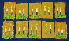 OpenIdeat: Suomea ja itsenäisyyttä Textile Fabrics, Independence Day, Finland, 1, Embroidery, Christmas, Crafts, School, Creative