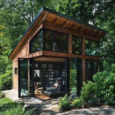 33 Gorgeous Tiny House Interior Design And Decor Ideas - New ideas Tiny House Cabin, Tiny House Plans, Tiny House Design, Tiny House Kits, Wood House Design, Container House Design, Cozy House, Future House, Harrison Design