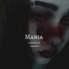 mania / goddess of insanity Creative Names, Unique Names, Unique Words, Cool Names, Beautiful Words, Cool Words, Writing Words, Writing A Book, Writing Prompts