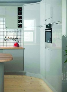 Corner kitchen cabinet is very suitable to be placed on your cramp kitchen. Regardless of all disadvantages of living in small home, there are still m...